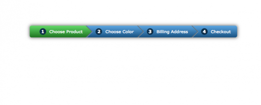 Membuat Menu Navigasi Breadcrumb Menggunakan CSS3