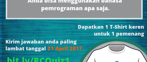 [Case Closed] Tukar Nilai Dua Variabel Tanpa Variabel Ketiga [Programming Quiz #1]