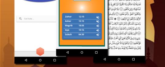 Workshop Android Spesial Ramadhan