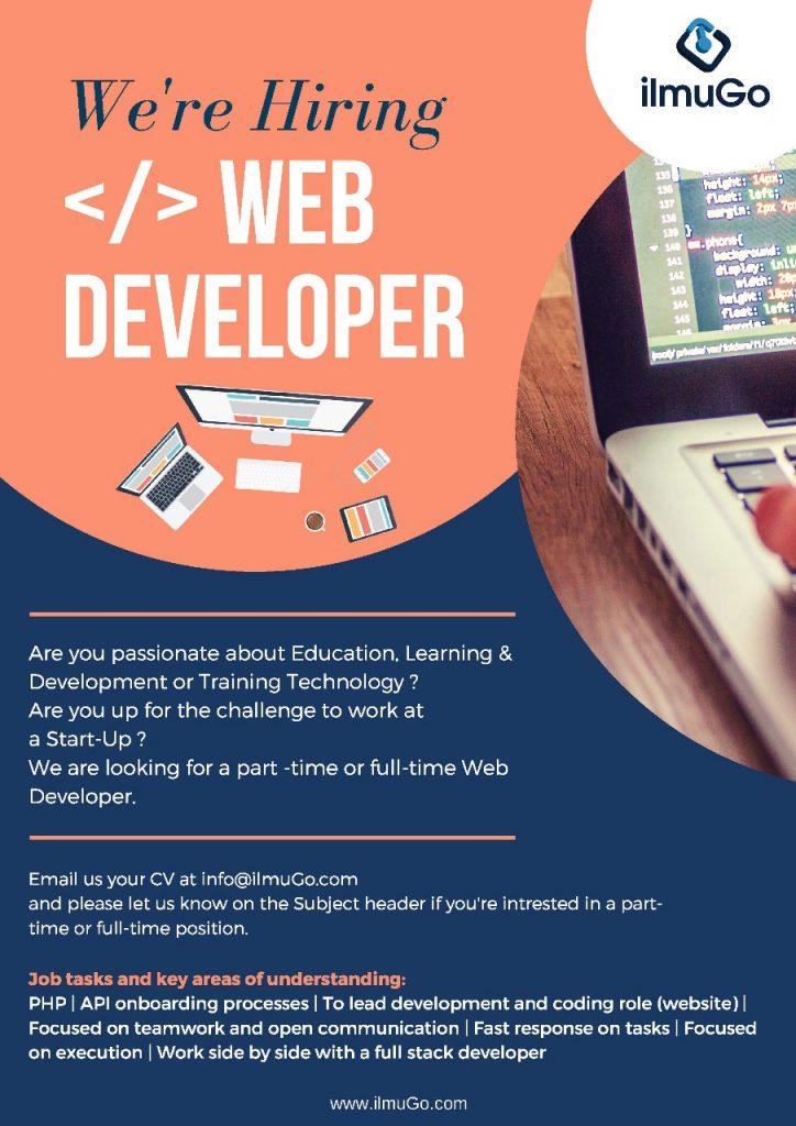 Lowongan Kerja Programmer Rumah Coding