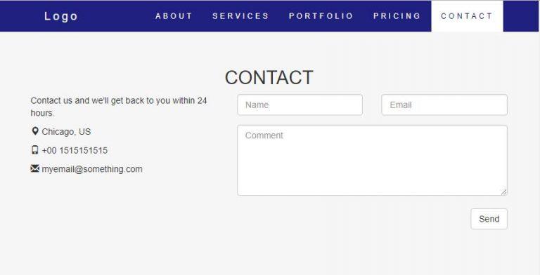 Project kursus web design