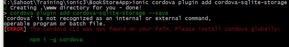 Membuat Aplikasi CRUD Android dan IOS dengan SQLite pada IONIC 3