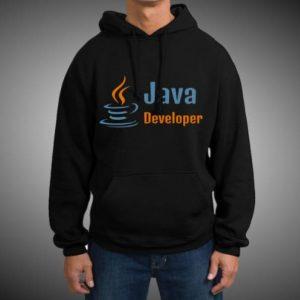 Hoodie Java Developer