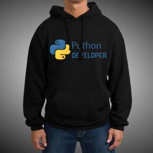 Hoodie Python Developer